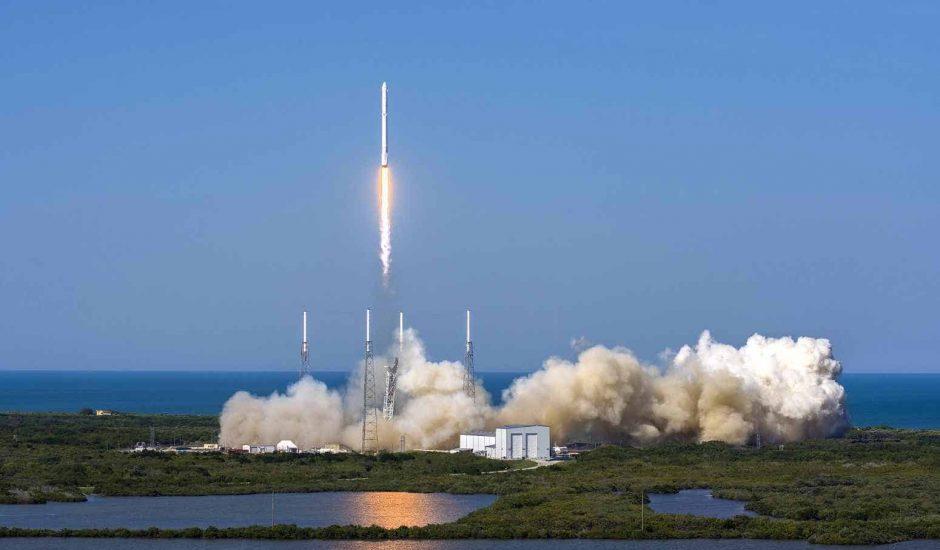 SpaceX Elon Musk Falcon 9
