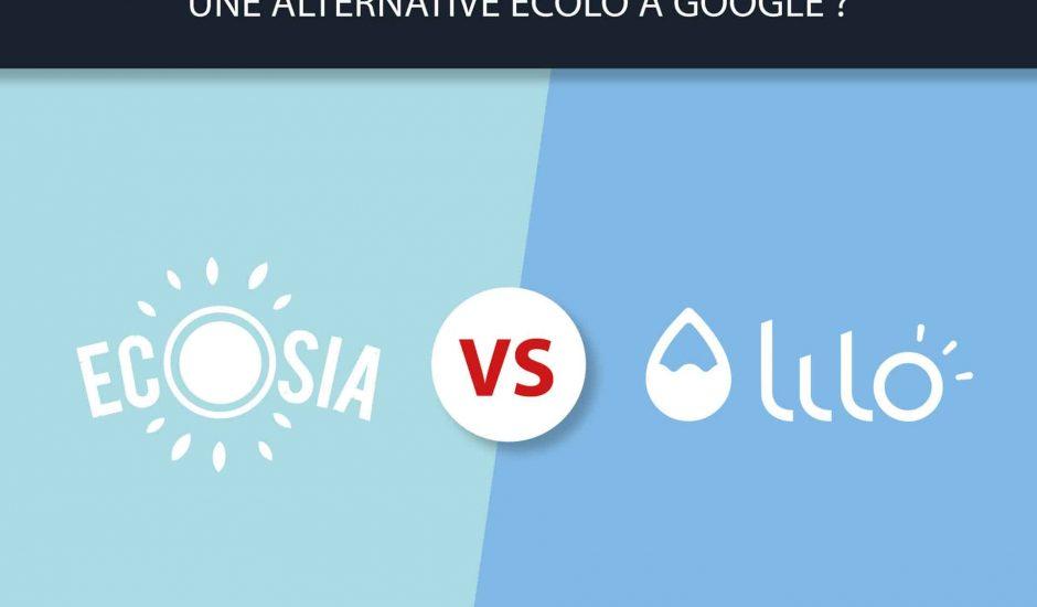 Couverture Ecosia VS Lilo