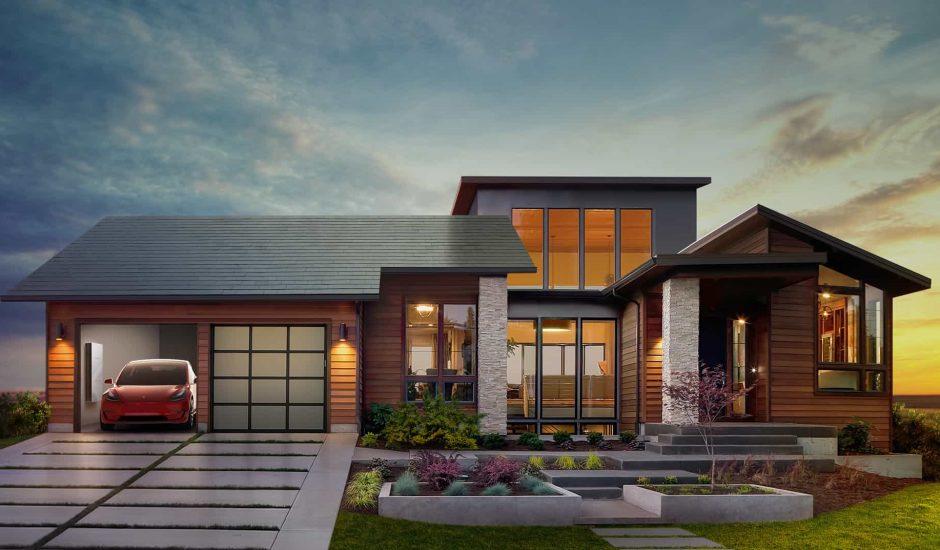 tesla solar roof solarcity
