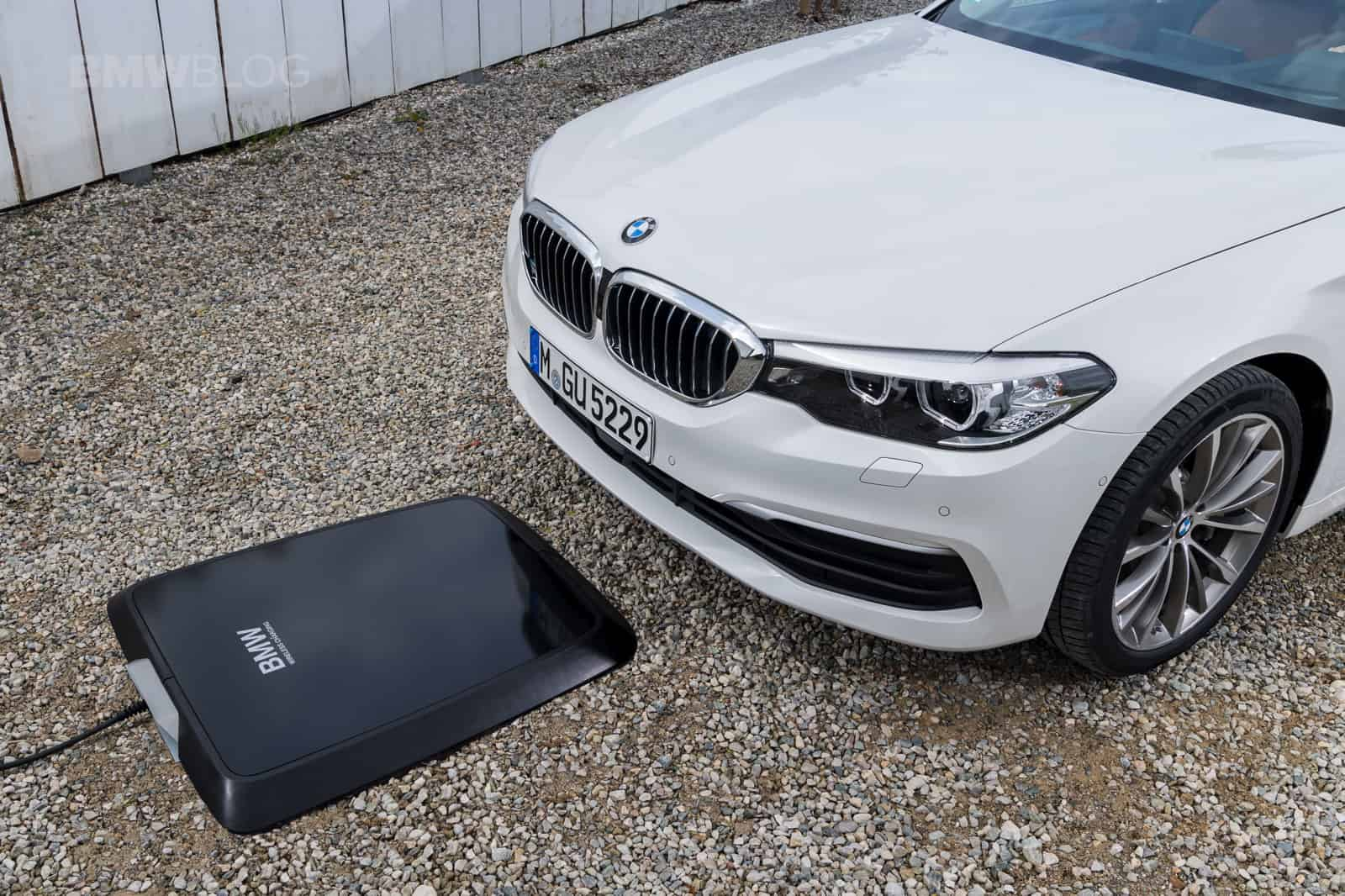 chargeur BMW