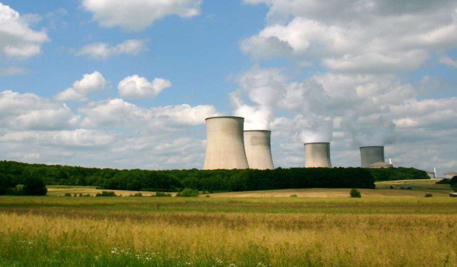 suisse nucléaire centrale