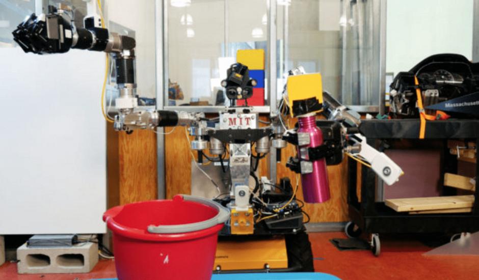 robot Optimus MIT