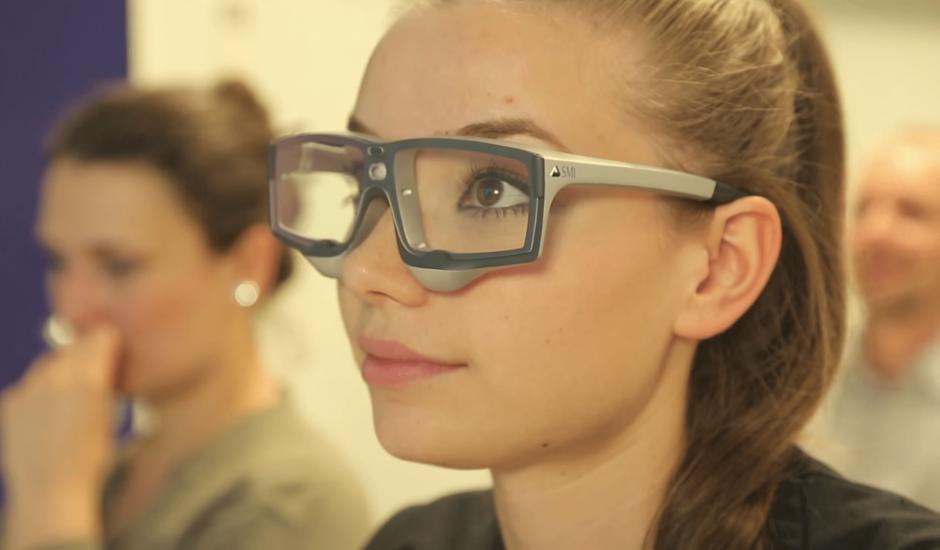 Apple SensoMotoric realite augmentee