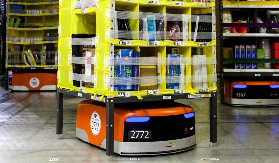 Amazon robot whole foods