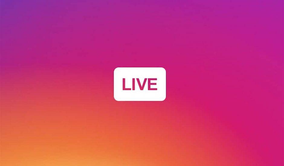 Live Instagram