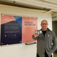 Museum of Failure et Samuel West