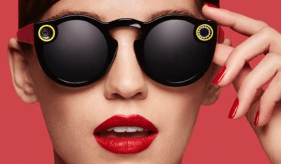 Lunettes Spectacles de Snapchat
