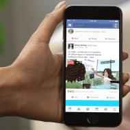 Facebook Spaces Live