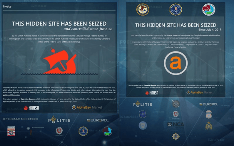 hansa dark web