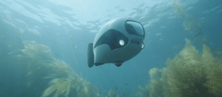Biki, drône sous-marin