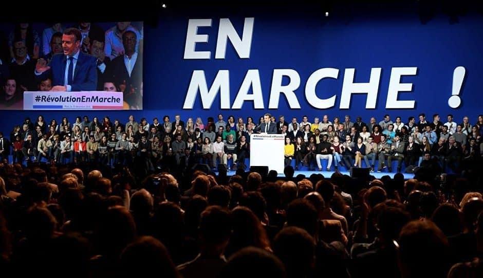 Campagne En marche !