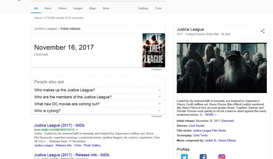 autoplay vidéo Google
