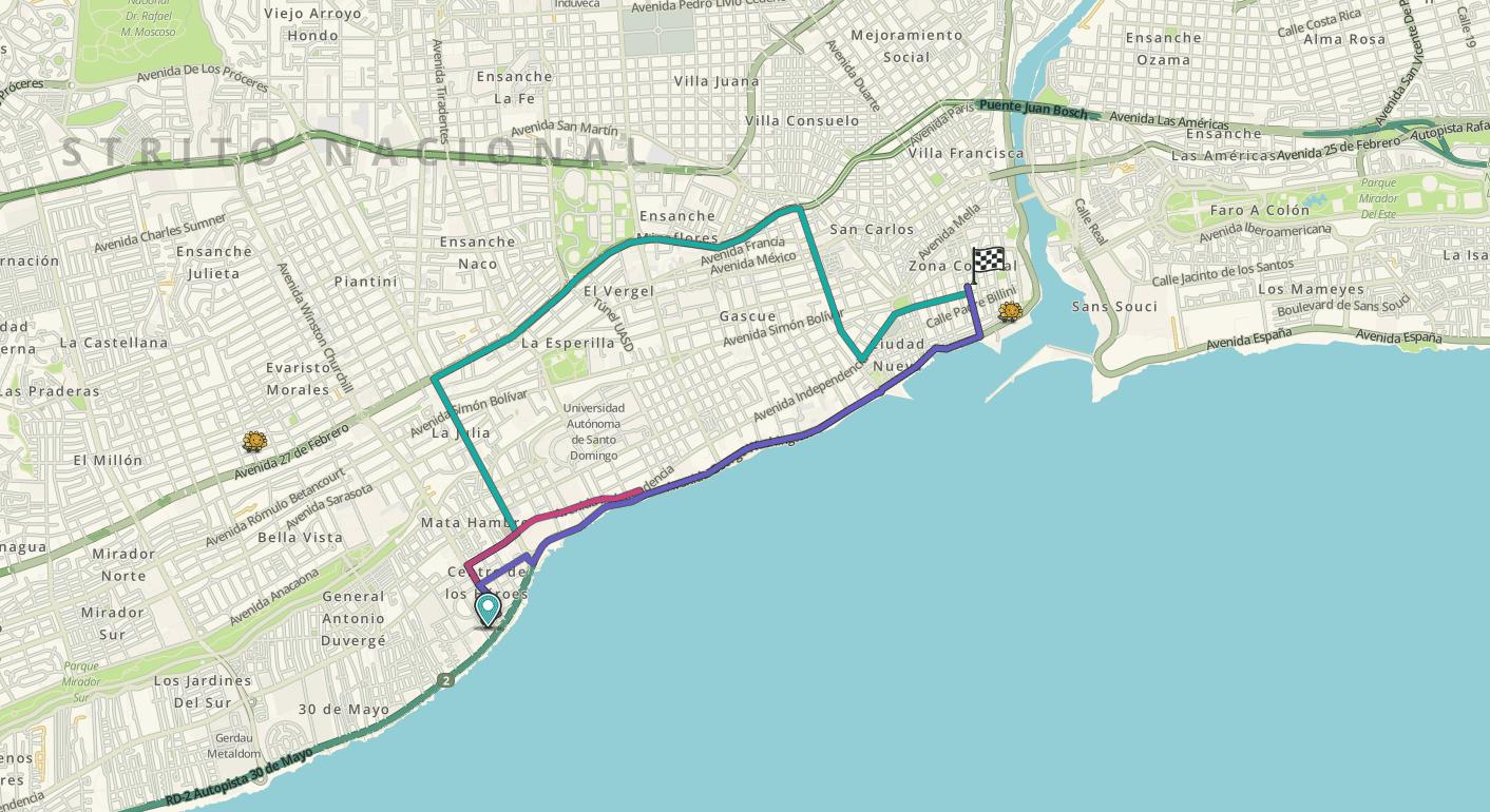 GPS Waze Android Auto
