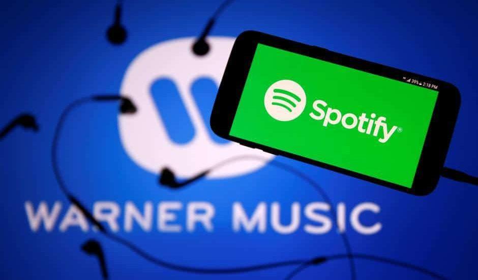 Spotify x Warner