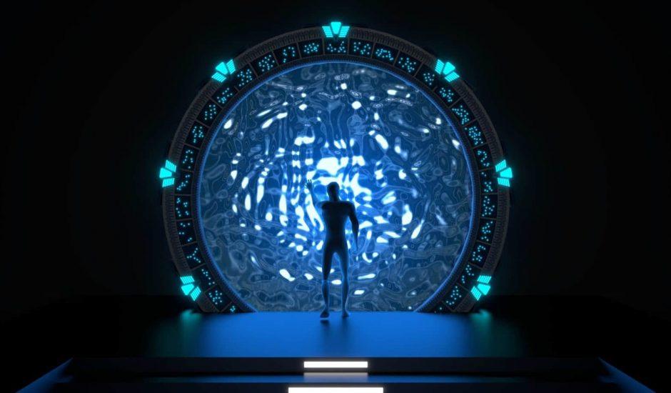 téléportation stargate origins