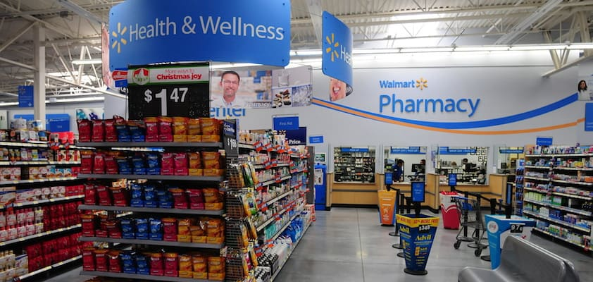 Walmart pharmacie