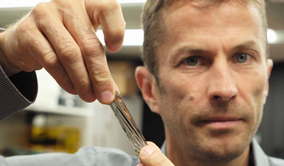 IBM record mondial stockage bande magnétique
