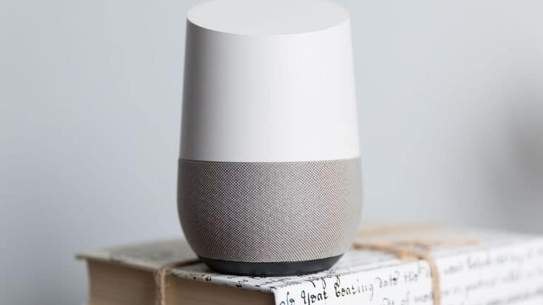 Google home passe des appels