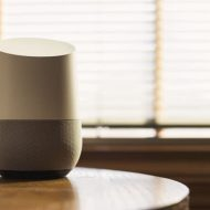 Haut-parleur Google Home