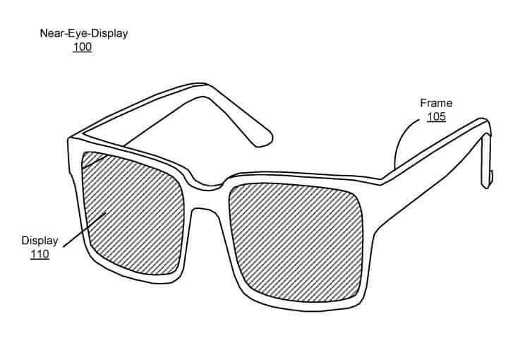 Lunettes de réalité augmentée de Facebook