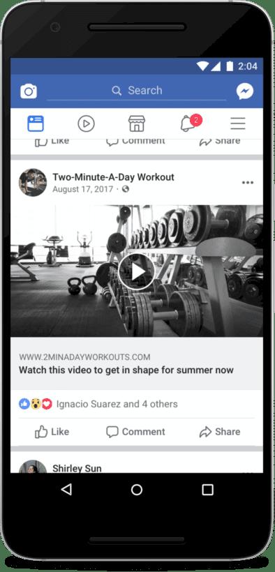 Facebook souhaite bannir les vidéos clickbait