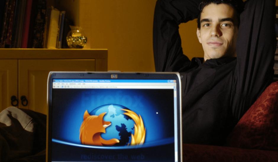 Blake Ross Firefox