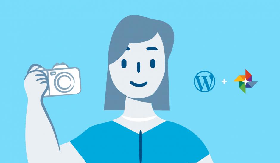 WordPress Google Photos