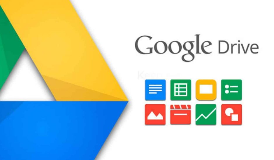 Google Drive utilisé pour du torrents