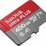 SanDisk microSD 400Go