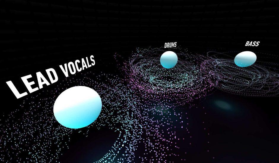 Google WebVR Inside Music