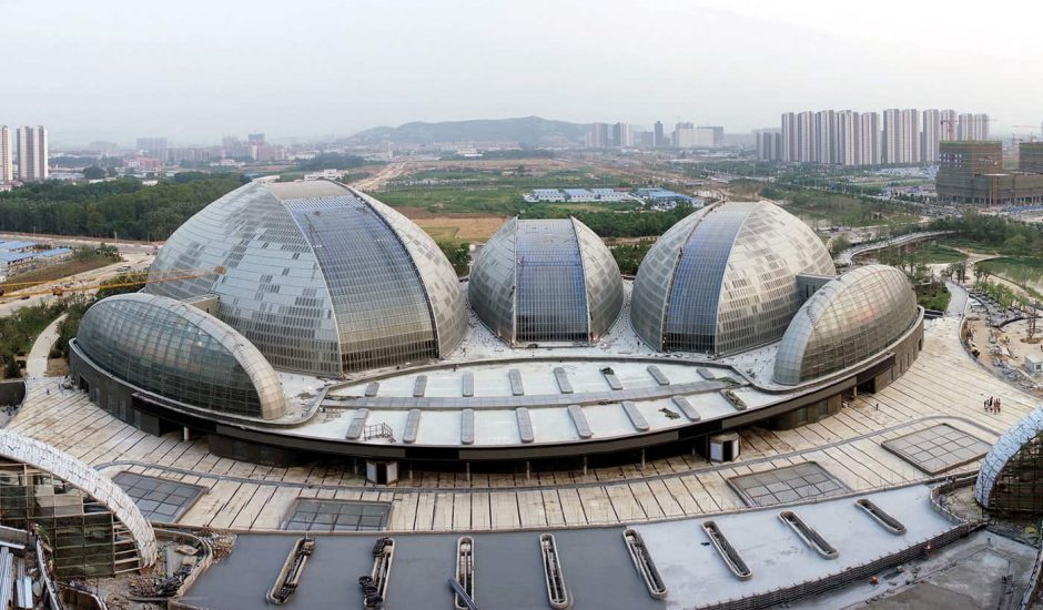 Opéra Jinan Chine