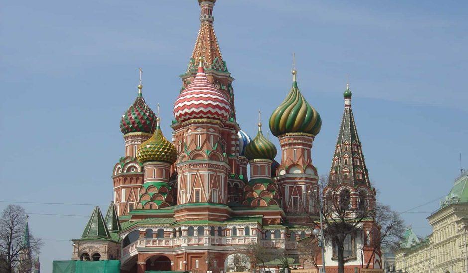 Kremlin en Russie
