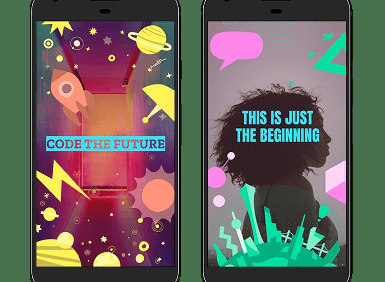 concours Snapchat et Google