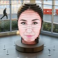 3D visage Selfie