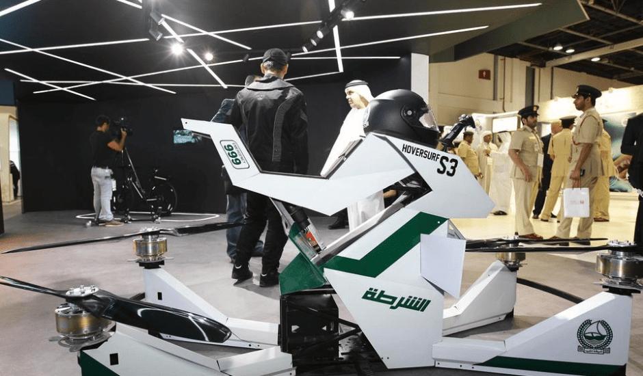 moto police Dubai