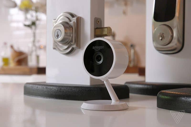 Amazon Key cam