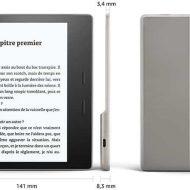 Kindle Oasis d'Amazon