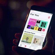 service Apple Music