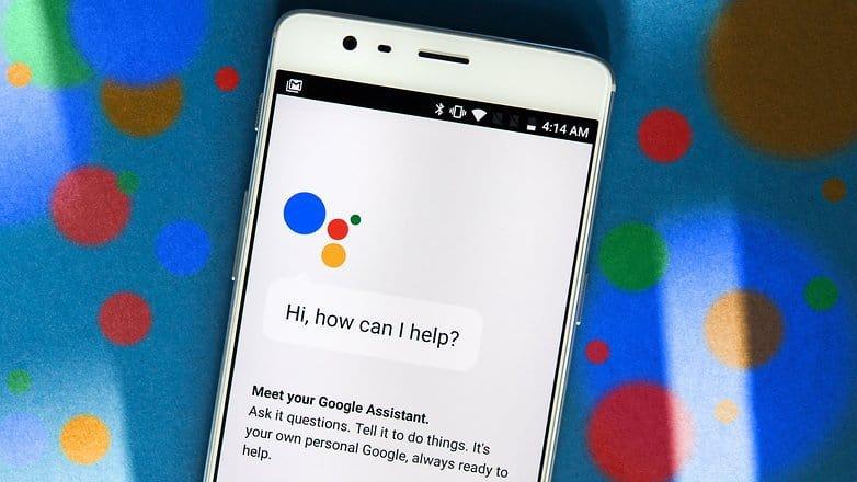 Google Assistant Zalando