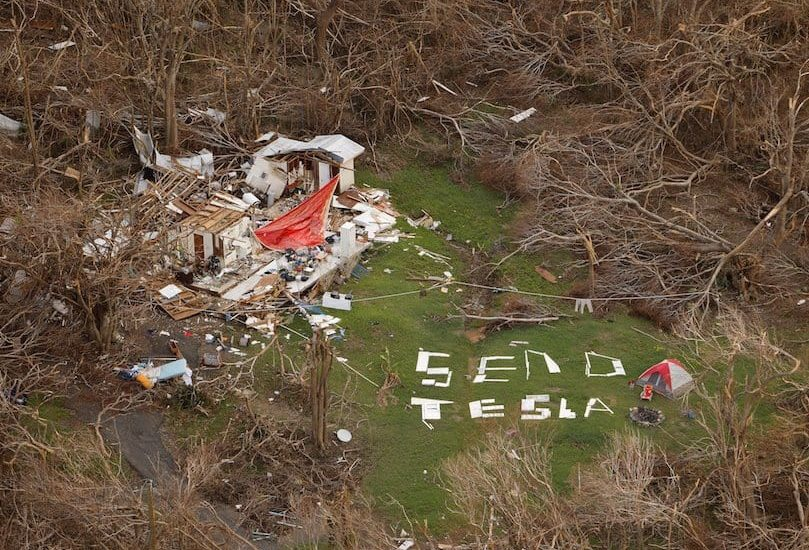 Tesla Porto Rico