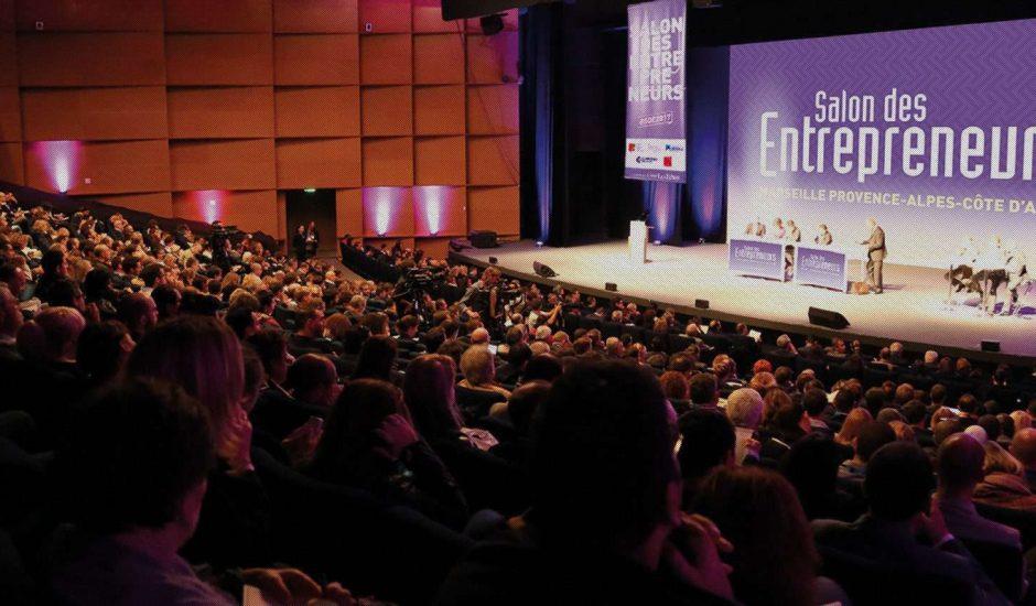 Salon des Entrepreneurs Marseille
