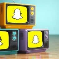 Snapchat et NBC studio