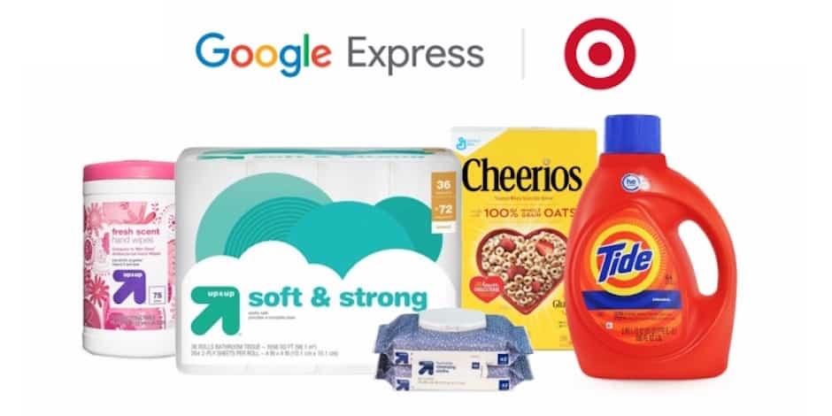 Target Google Assistant