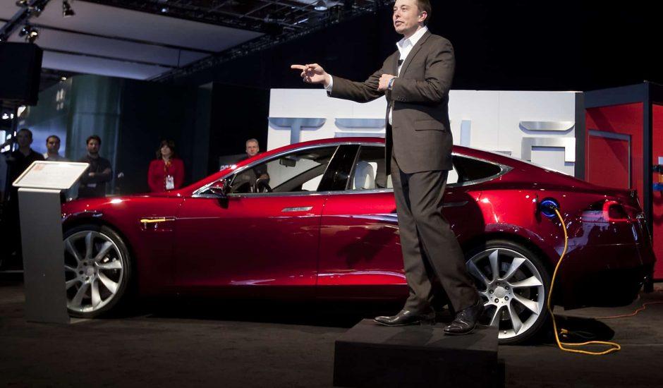 Tesla Elon Musk batteries distance