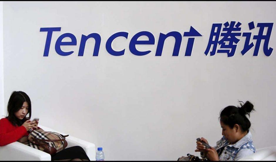Tencent Google