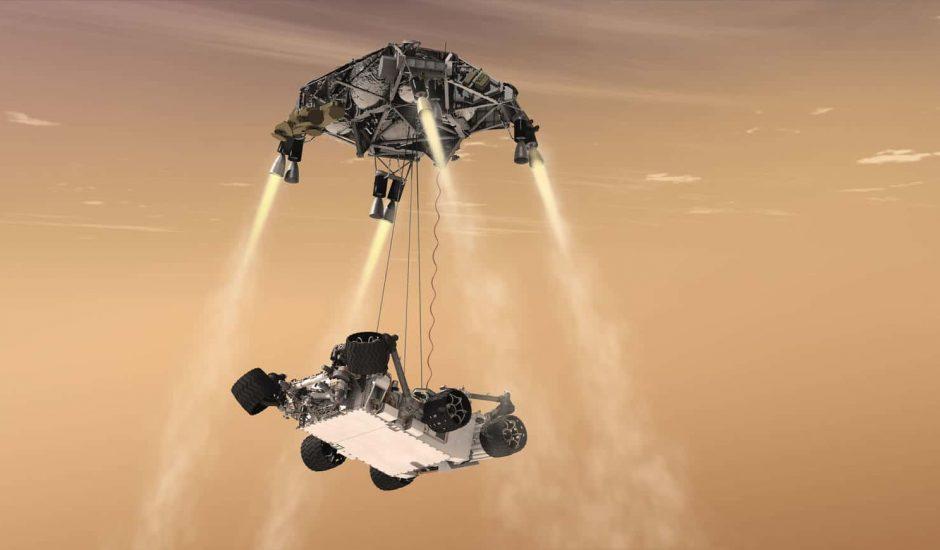 Mars Nasa Rover