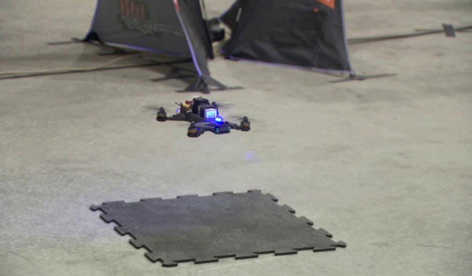 course drone NASA