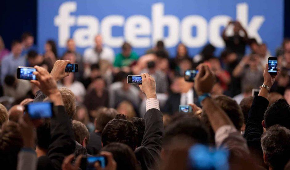 facebook distances