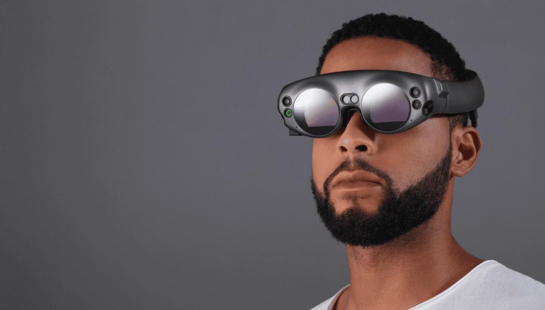 Magic Leap lunettes