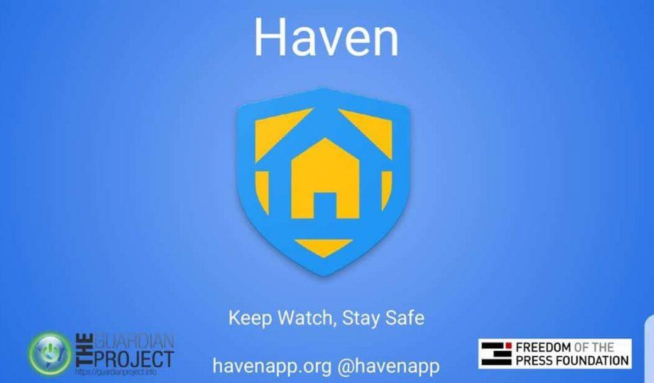 Snowden Haven App